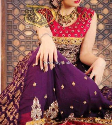 Dhaagay Eid Dresses 2012 for Women by Madiha Malik 012