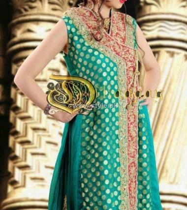 Dhaagay Eid Dresses 2012 for Women by Madiha Malik 013