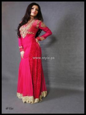 Glamor Creation Winter Collection 2012 for Women 006