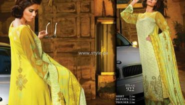 Ittehad Fall Linen Collection 2012 for Women