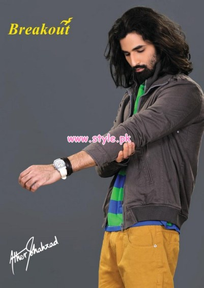 Breakout Latest Winter Collection For Men & Women 2012 005