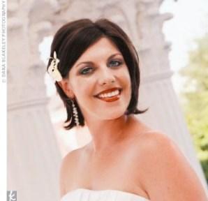 Bridal Hairstyles For Short Hair 0012