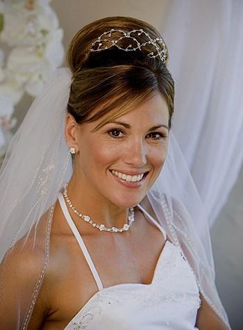 Bridal Hairstyles For Short Hair 0015