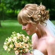 Bridal Hairstyles For Short Hair 0018