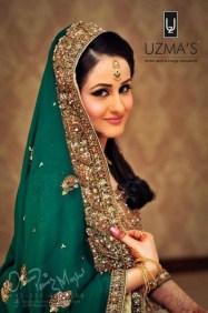 Bridal Makeover By Uzma Bridal Salon 001
