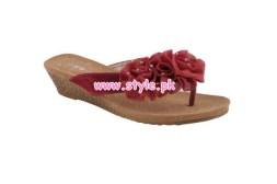 Gul Ahmed Latest Foot Wears 2012 For Winter 005