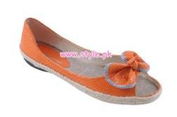 Gul Ahmed Latest Foot Wears 2012 For Winter 007