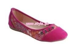 Gul Ahmed Latest Winter Foot Wears For Women 2012 014