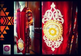 Jalebi Casual Wear Dresses 2012 for Girls and Women 012