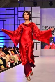 Maheen Khan Collection At Fashion Pakistan Week 2012, Season 4 005
