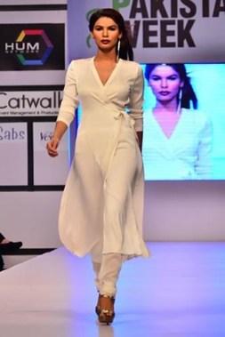 Maheen Khan Collection At Fashion Pakistan Week 2012, Season 4 008