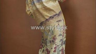 Sania Maskatiya Casual Dresses 2012 for Ladies