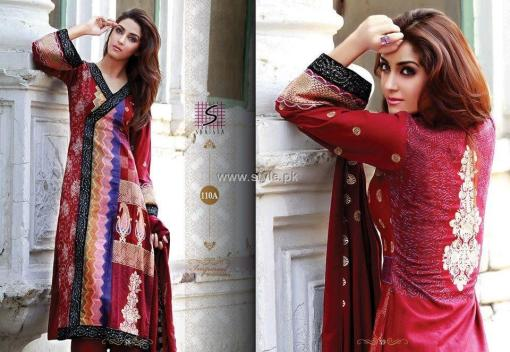 Shaista New Winter Range 2012-13 for Ladies 001