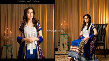 Shariq Textiles Khaddar Collection 2012 for Women