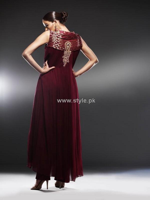 Teena by Hina Butt Semi-Formal Dresses 2012 for Women
