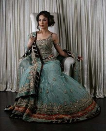 Uzma Creation Bridal dresses 2012-2013 For Women 002