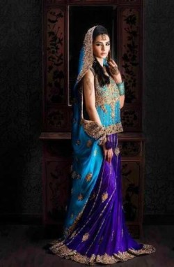 Uzma Creation Bridal dresses 2012-2013 For Women 007