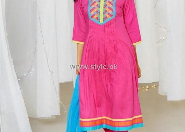 Warda Designer Collection Stitched Winter Dresses 2012-13