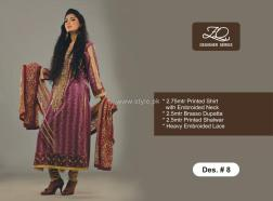 ZQ Designer Series 2012 for Women by Star Textiles 003
