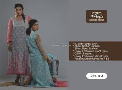 ZQ Designer Series 2012 for Women by Star Textiles 007
