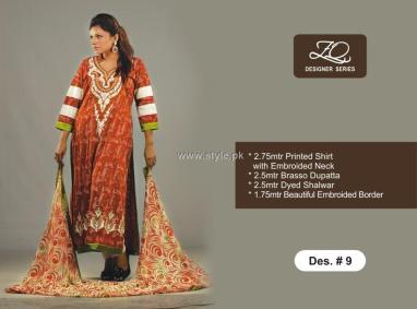 ZQ Designer Series 2012 for Women by Star Textiles 010