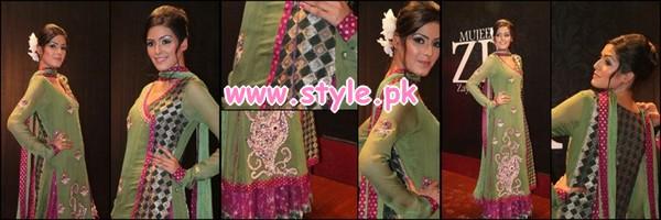Zayn Rashid Luxury Pret 2012 Collection For Women 006
