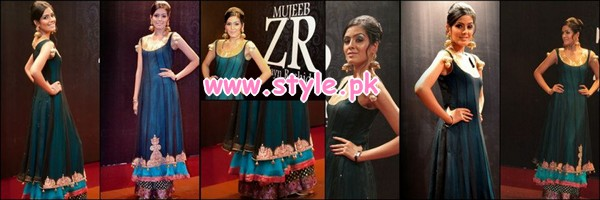 Zayn Rashid Luxury Pret 2012 Collection For Women 007