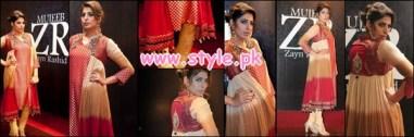 Zayn Rashid Luxury Pret 2012 Collection For Women 012
