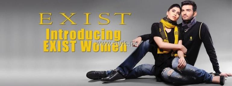 Exist Winter Casual Wear Collection 2012-13