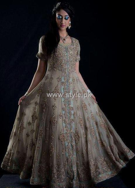 Fashion Of Frocks Designs 2013 For Girls
