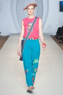 Gulabo Western Collection 2012 At PFW3, London 006