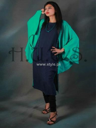 HUES Winter 2012-13 Dresses for Women and Girls 013