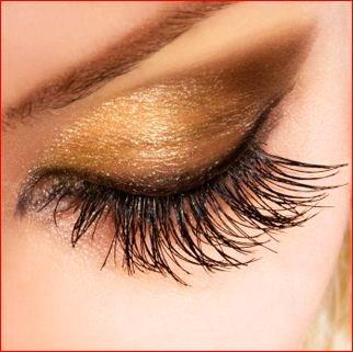 Get Longer Eyelashes