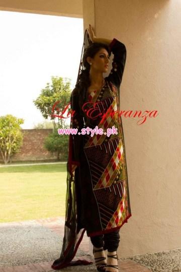 La Esperanza Winter Casual Wear 2012 Collection 007