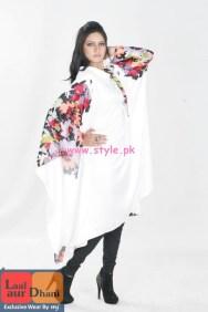 Laal Aur Dhani Formal Wear 2012 Dresses For Winter 001