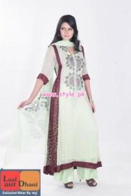 Laal Aur Dhani Formal Wear 2012 Dresses For Winter 004
