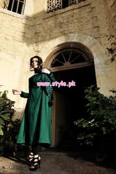 Latest Yasmin Zaman Winter 2012 Collection For Women 001