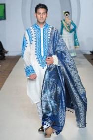Nomi Ansari Western Collection 2012-2013 At PFW 3, London 009