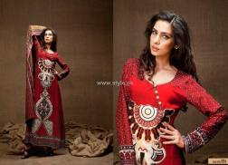 Rabea Linen 2012-13 Collection by Shariq Textiles 002