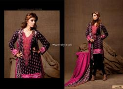 Rabea Linen 2012-13 Collection by Shariq Textiles 014