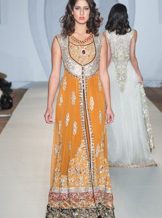 Rani Emaan Formal Wear Collection 2013 At Pfw3 London