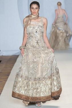 Sadia Mirza Formal Wear Collection 2012-2013 At PFW 3, London 0010