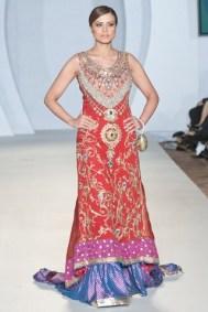 Sadia Mirza Formal Wear Collection 2012-2013 At PFW 3, London 0015