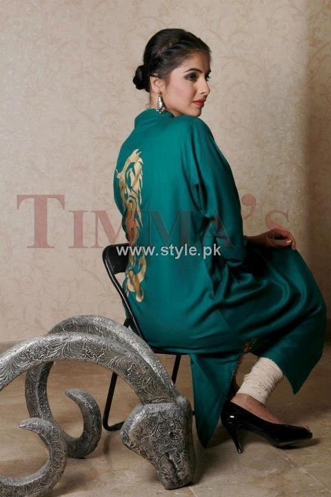 Timma's Winter Collection 2012-13 by Fatima Irfan