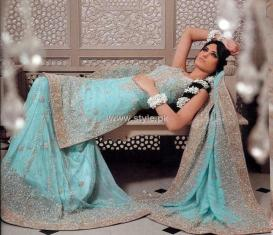 Walima Dresses 2013 Designs For Girls 002