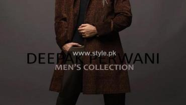 Deepak Perwani Menswear Collection 2013