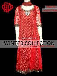 Deepak Perwani Winter Collection 2013 for Ladies 003