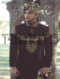 Designs of Sherwani for Men 2013 002