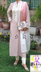 Eskay Semi-Formal Wear Collection 2013 For Women 004