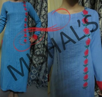 Mishal's Spring Collection 2013 For Women006